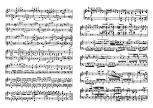Ноты Сонаты №7 опус 10 Л. Бетховена_05