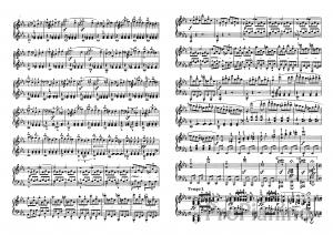 Ноты Патетической сонаты №8 Л. Бетховена_02