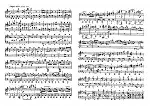 Ноты Патетической сонаты №8 Л. Бетховена_03