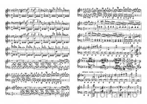 Ноты Патетической сонаты №8 Л. Бетховена_04