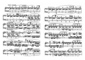 Ноты Патетической сонаты №8 Л. Бетховена_05