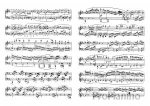 Ноты Патетической сонаты №8 Л. Бетховена_08