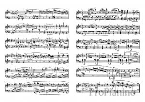 Ноты Патетической сонаты №8 Л. Бетховена_09