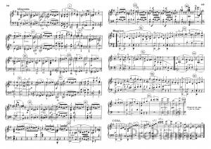 Ноты Сонаты №9 опус 14 Л. Бетховена_04