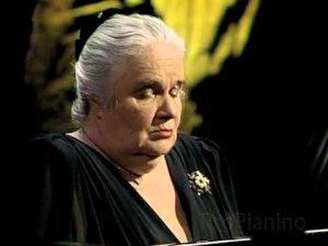 Выступление Татьяны Николаевой