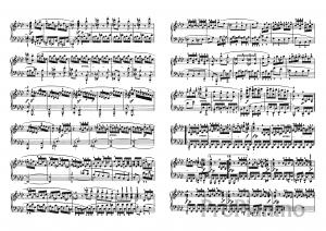 Соната №12 опус 26 Л. Бетховен: ноты