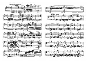 Соната №13 op. 27 №1 Л. Бетховен: ноты