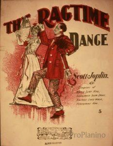«The Ragtime Dance» С. Джоплин