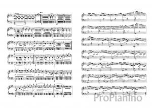 Экспромт №4 опус 90 (ля бемоль-мажор) Р. Шуберта: ноты