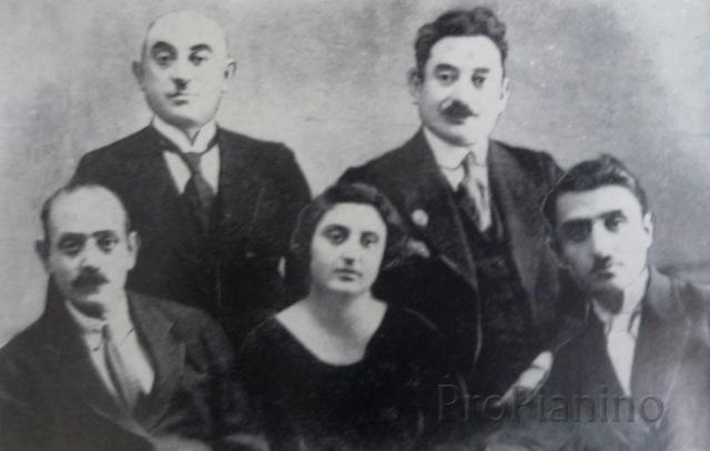 Маузыкальная семья Палиашвили