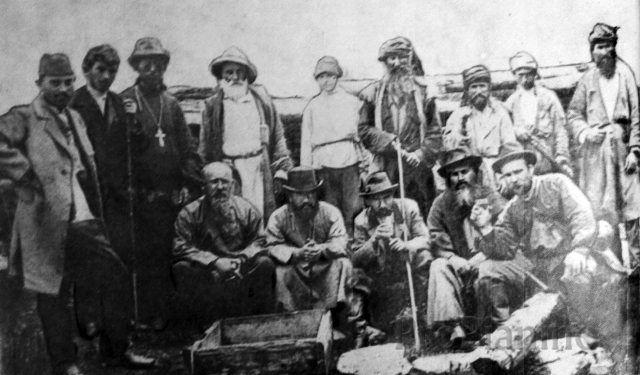 Фолклорная экспедиция по Грузии