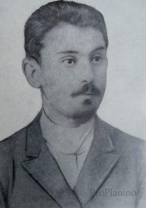 Захарий Палиашвили в годы учебы