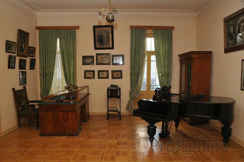 Дом Захария Палиашвили