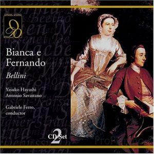 "Bellini ""Bianca e Fernando"""