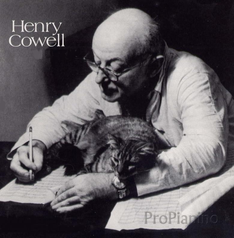Генри Коуэлл: композитор-самоучка