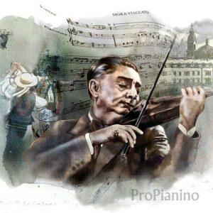 Румынский композитор Григораш Динику