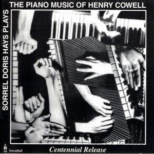Генри Коуэлл - новая техника игры на фортепиано