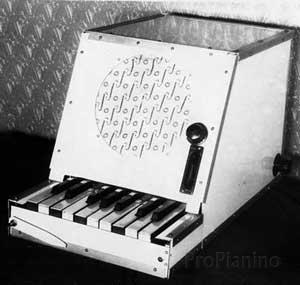 Ковел сочинил для драм-машины произведение «Rhythmicana»