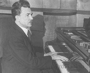 Знаменитый пианист и прекрасный педагог Нейгауз