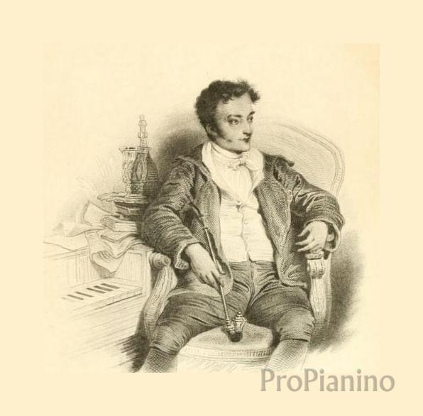 Юрист, композитор, писатель Э.Т.А. Гофман