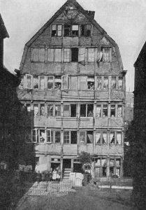 Семейный дом Брамса