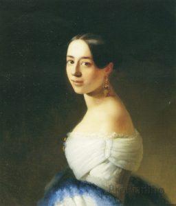 Певица Полина Виардо