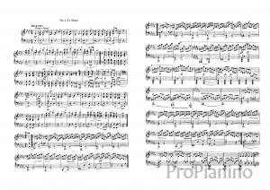 Экспромт №2 опус 142 (ля-бемоль мажор) Р. Шуберта: ноты