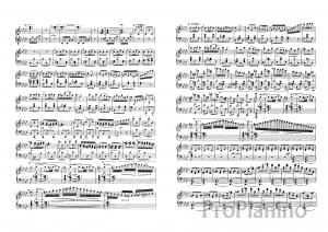 Экспромт №4 опус 142 (фа-минор) Р. Шуберта: ноты
