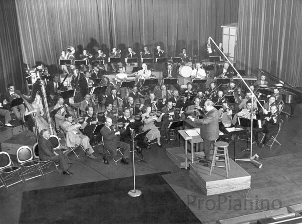 Sigmund Romberg Orchestra NBC