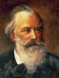 Немецкий композитор 19 века И. Брамс