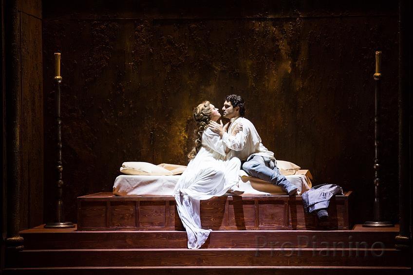 "Опера ""Ромео и Джульетта"" Ш. Гуно"