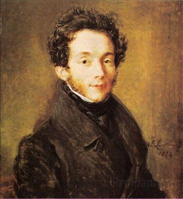 Французский композитор К.М. Вебер