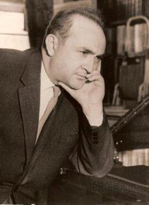 Яков Израилевич Зак был прекрасным педагогом