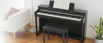 Доступное цифровое пианино Kawai CN35
