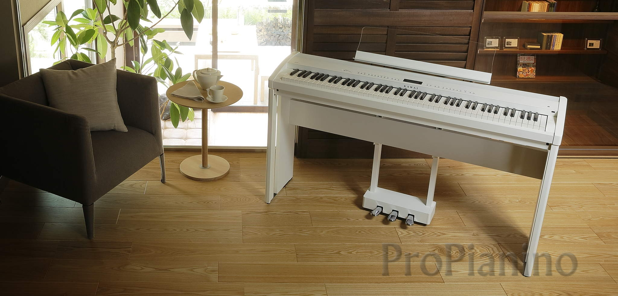 Портативное цифровое пианино Kawai ES8