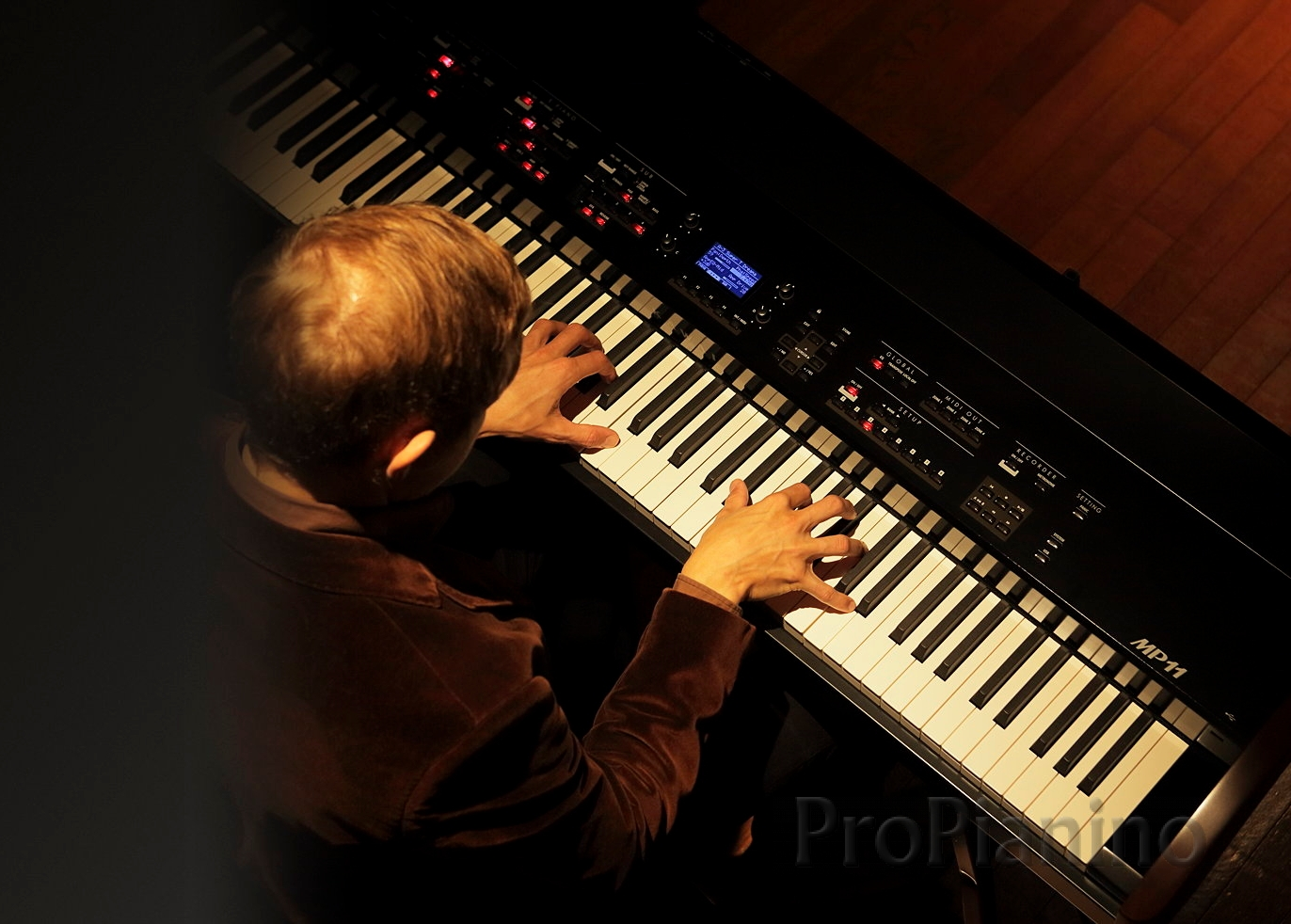 Цифровое пианино Kawai MP11 для профессионалов