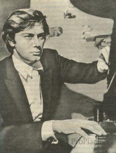 Александр Слободяник был одарен от природы удивительной музыкальностью