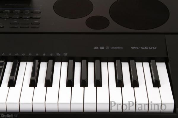 Синтезатор Casio wk 6500 в приближении