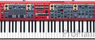 Цифровое пианино Nord Stage 2 HA76