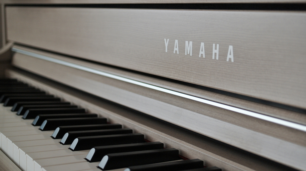 Выбор цифровых пианино Yamaha