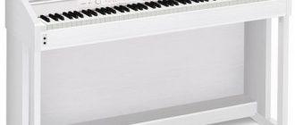 Цифровое пианино Casio Celviano ap400m