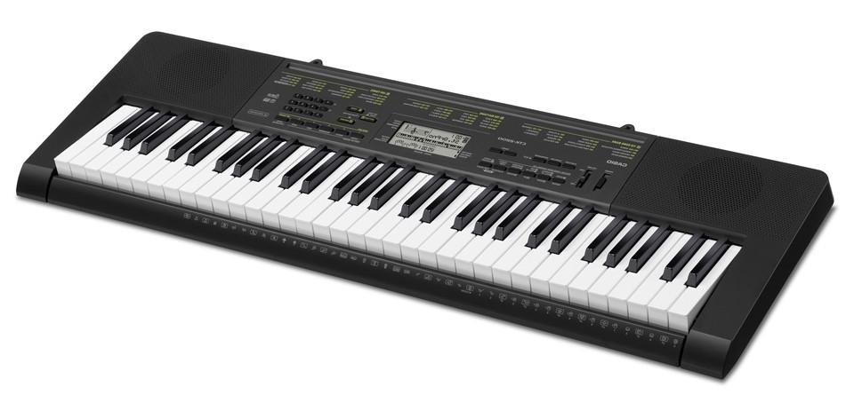 Синтезатор CASIO CTK-2200 с пошаговой системой обучения