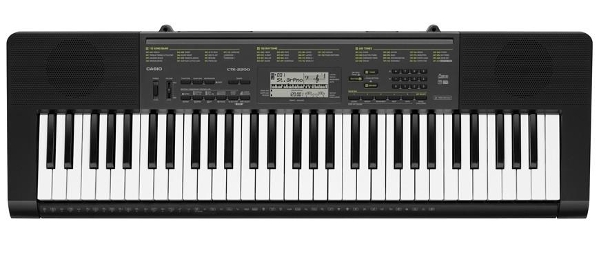Синтезатор для дома Casio 2200