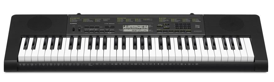 Синтезатор для домашнего использования Casio 2200