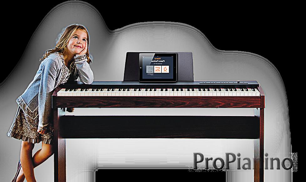 Как выбрать цифровое пианино для детей