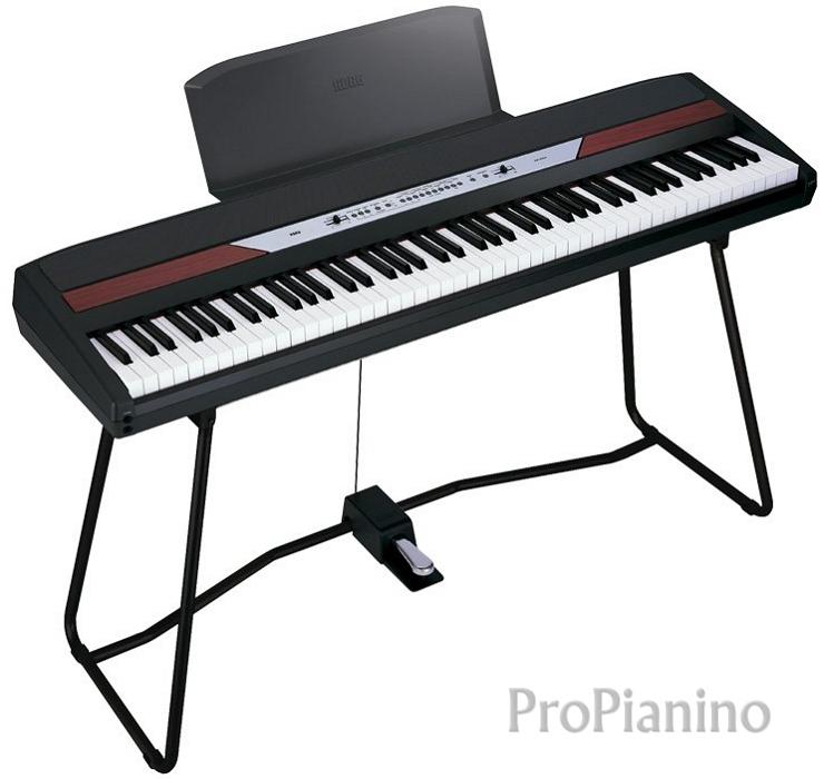 Обзор пианино Korg SP-250
