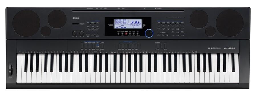 Современный интерактивный синтезатор Casio wk-6500
