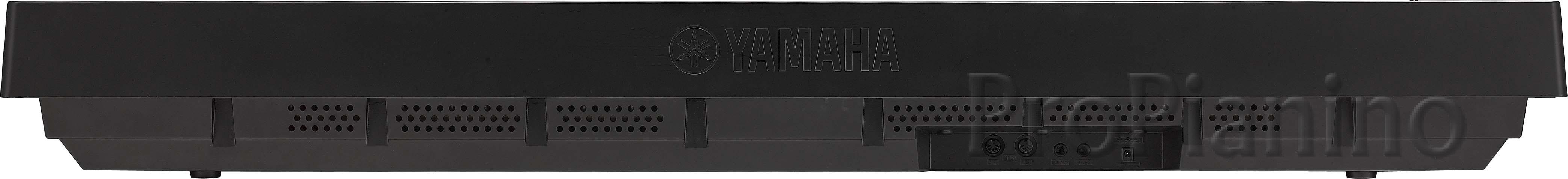 Задняя часть корпуса Yamaha P-35