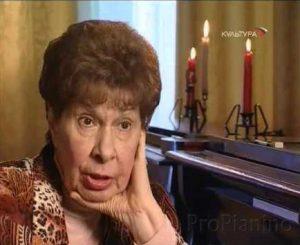 Вера Горностаева - замечательный музыкальный педагог