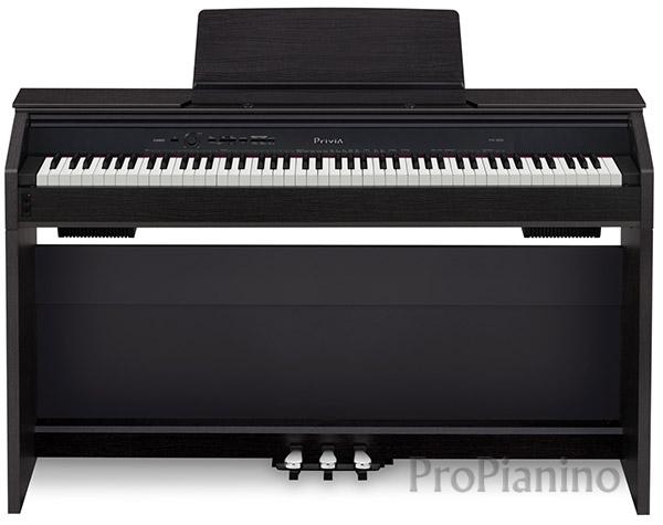 Casio Privia PX-850 черного цвета